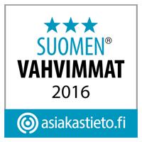 Lakiasiaintoimisto Fiducius Oy:lle on myönnetty Suomen Vahvimmat -sertifikaatti.